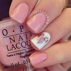 12 Valentine's Nail Designs for Heavy Romance 12 Valentine's Nail Designs for Heavy Romance – Nail Art HQ The post 12 Valentine's Nail Designs for Heavy Romance appeared first on Beautiful Shared. Valentine's Day Nail Designs, Simple Nail Art Designs, Spring Nail Art, Spring Nails, Nail Art Hacks, Diy Nails, Glitter Nails, Glitter Eyeshadow, Gel Nagel Design