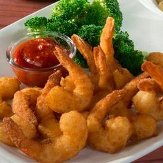 Red Lobster - Breaded Shrimp