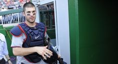 Joe Mauer is back to throwing out would-be base stealers at high rate