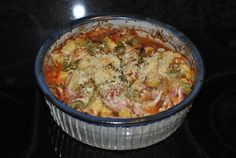 Quick Potato Casserole    New Paradigm Health Cookery   Information and Recipes about New Health Enhancing, Whole Food, Plant-Based Diet