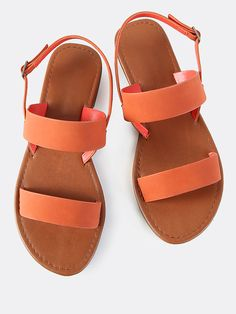 Shop Double Band Faux Leather Sandals BURNT ORANGE online. SheIn offers Double Band Faux Leather Sandals BURNT ORANGE & more to fit your fashionable needs.