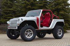 Jeep Porkchop — Kyle Evans Design