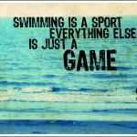 I tell my swimmers this all the time!