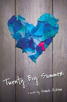 Looking for a teen book for the summer? Review for 'Twenty Boy Summer' by Sarah Ockler.
