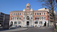 Edificio de Correos en Gerona.