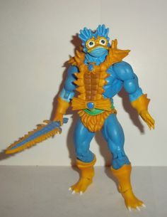 masters of the universe MER MAN BLUE variant vs dc classics series he-man motu complete Action figure for sale to buy matty collector exclusive mattel