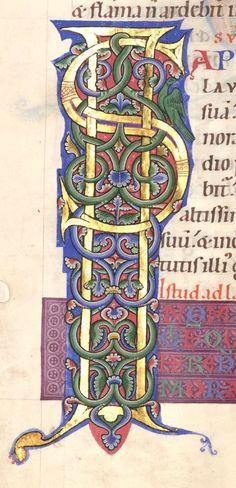 Orationale von St. Erentrud Salzburg, St. Peter, um 1200 Bayerische Staatsbibliothek München