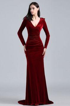 e343c3f42c1 Khloé Kardashian Burgundy Dress At Elton John S Oscars Party