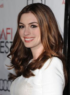 Poll: Should Anne Hathaway Keep Her Pixie Haircut? (It Sure Sounds Like She Plans To!)