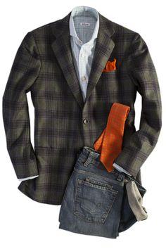 Kiton Caravaggio Sport Coat