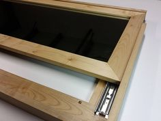 I'd be willing to bet 9 out of 10 people probably enjoy hidden compartments. A not your everyday request on this full length mirror. #mirror #furniture #furnituredesign #madeinmaine #artisan #woodwork #woodworks #woodworking #maple #wood #hardware #cabinetry #hidden #space #photooftheday #handcraft  #handcrafted #handmade #maine #craftsman by nicholas_zalisk