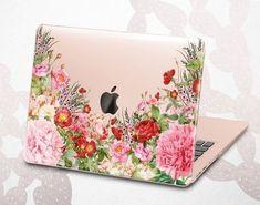Flowers Garden Macbook Pro 16 15 13 inch Pretty Macbook Air 13 11 A2179 Peonies Hard Retina