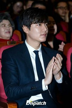 17.02.22 #LeeMinHo 'National Brand awards'  #ProudOfYou @ActorLeeMinHo