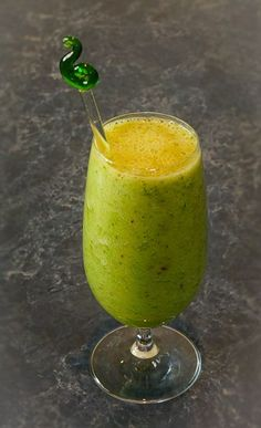 If you're feeling tired and low on energy, try this refreshing smoothie for an instant boost.