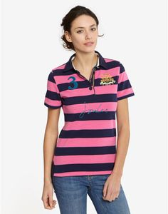 Womens Polo, Navstrp.