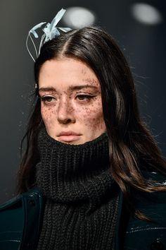 Maeva Giani Marshall, la beauté atypique de la Fashion Week de New York
