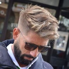 New and Modern Hairstyles and Haircuts for Teenage Boys modern hairstyles medium length; modern hairstyles for men most popular; modern hairstyles for men medium lengths Quiff Haircut, Undercut Hairstyles, Hairstyles Haircuts, Mens Hairstyles Blonde, Haircut Short, Hairstyle Men, Mens High Fade Haircut, Crazy Hairstyles, Mens Hairstyles With Beard