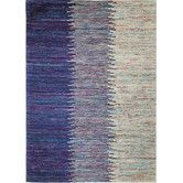 Found it at Joss & Main - Lianna Rug in Blue & Ivory