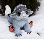 My Little Dragon: Silver by ~Santani on deviantART