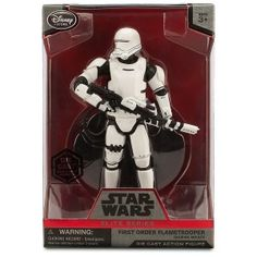 Buy Star Wars Elite Series First Order Flametrooper. Shop at Ray's Occult Toy Store for Star Wars Elite Series Flametrooper die cast action figure. Star Wars Collection, Star Wars Disney, Jouet Star Wars, Figurine Star Wars, Star Wars Memorabilia, Disney Store, Fire Drill, Star Wars Action Figures, Star Wars Toys