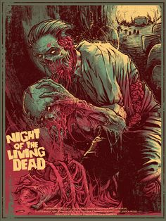 'Night Of The Living Dead' by Godmachine
