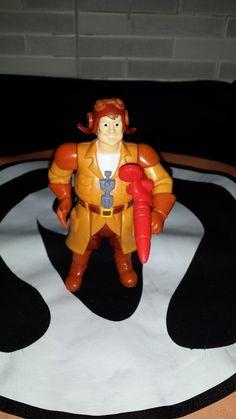 Eddie personaggio giocattolo dei Ghostbusters Filmation