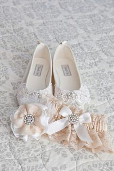 Wedding Shoes, Garte