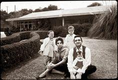 Johnny Carson Johnny Cash Encino Hayvenhurst Home