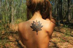 mandala flor de lotus tattoo - Pesquisa Google