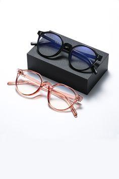 Anti Glare Glasses, How To Relieve Headaches, Computer Glasses, Eye Strain, Prescription Lenses, Light Blue, Sleep, Night, Pastel Blue