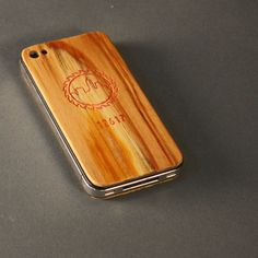 Pinewood Iphone Cover