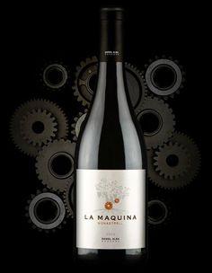 La Maquina Monastrell wine of Yecla Spain Daniel Alba Bodega