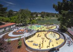 Bohlin Cywinski Jackson has completed Mountain Lake Park Playground, located near the shore of Mountain Lake on the southern edge of Presidio National Park in San Francisco's Inner Richmond District. Initially built 30 years ago, this new community gathering space | Read More