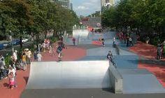 Image result for urban skatepark
