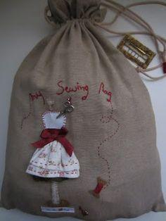 Ana Love Craft: BAG SEWING - SEWING BAG