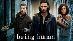 Trying to fit into modern society is a vexing and often impossible challenge for the principal characters of this British supernatural drama: genius werewolf George (Russell Tovey), flighty ghost Annie (Lenora Crichlow) and urbane vampire Mitchell (Aidan Turner).