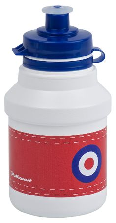 P3 Bottle Target - Soft push-pull tip. Regular Hi-Flow of liquid . Ergonomic grip. We don't recommend heating the bottle in a microwave since contents can heat unevenly. We only recommend putting warm liquids in the Kids bottles. Complies with food contact regulations.