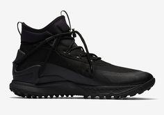 NIke Terra Sertig Boot Black 916830-002 | SneakerNews.com