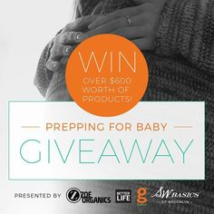Expecting mamas we've got a fantastic giveaway just for YOU!   Wouldn't it be amazing to win a special package from Zoe Organics Better Life gDiapers and S.W. Basics?! Wouldn't it be extra amazing to win two packages- one before baby arrives and one after? What if we added a $25 Target gift card too? Too good to be true?  Nope.  We know how exciting and daunting it can be getting ready for your sweet babe's arrival so we created this giveaway to lighten the load. From skincare for mama and…