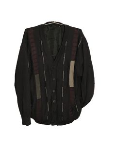 Chaleco con Forro Werther Talla M: Chaleco marca Wether color café con botones Blazer, Jackets, Fashion, Babydoll Sheep, Blue Line, Sweater Vests, Shirts, Down Jackets, Moda