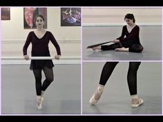 Feet & Pointe Work Strengthening Workout - YouTube