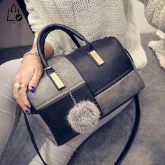 HJPHOEBAG remiendo de La Manera de almohada bolsos de venta caliente de las mujeres embrague de la tarde del partido de las señoras del monedero famosa marca bolsas shoulde Z-458