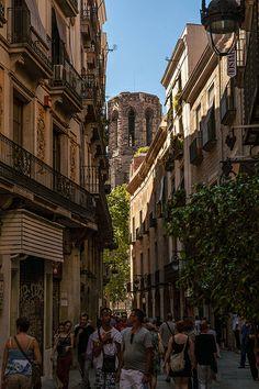 Gothic quarter, Barri Gotic, Barcelona   Трансфер в Барселоне ! русский гид в Барселоне Отдых в Barcelona - http://barcelonaturservice.com/jekskursii.html