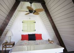 Check out this awesome listing on Airbnb: Oceanfront A Frame House Vilano Bch - Houses for Rent in Saint Augustine
