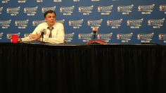 Dejected Kevin McHale Post Rockets Loss to Golden State Warriors Game 3