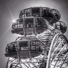 London Eye Fotot von Lost140601