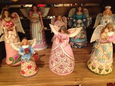 Jim Shore Collectible Angels, The Old Farmer's Almanac General Store.