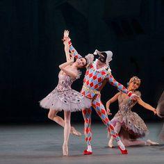 931 Best Ballet Carnavalharlequinade Images In 2019 Costumes