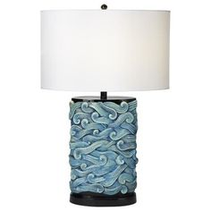 Beach Style Table Lamps by Coastal Bliss Designs