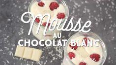 Recette de Mousse de fromage blanc aux fruits rouges express Croq'Kilos en célibataire